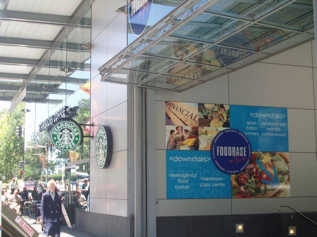 Elizabeth Street Sydney Food Court